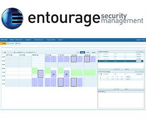 Entourage Security Management
